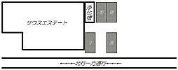 四条畷駅 0.5万円