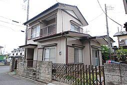 [一戸建] 埼玉県越谷市瓦曽根2丁目 の賃貸【/】の外観