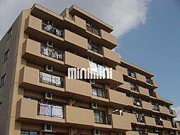 ヴィラIZUMIセントラル[4階]の外観