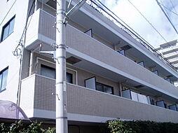 クレッセント本蓮沼[3階]の外観