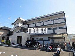 静岡県静岡市清水区三保の賃貸マンションの外観