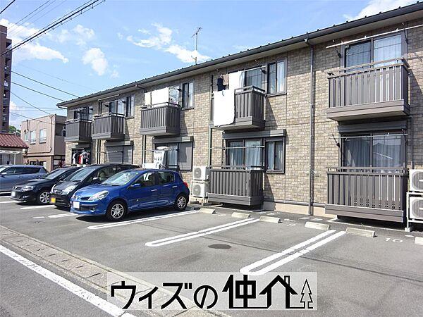 ルミエール和田橋[2階]の外観