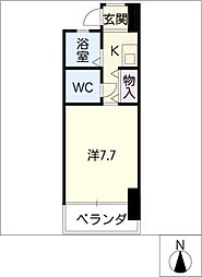 LIFE TOWER[3階]の間取り