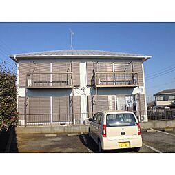 青芳コーポ[2階]の外観
