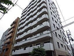 センターヒル橘[3階]の外観