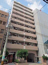シャルマンフジ大阪城南[7階]の外観