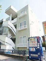 愛知県名古屋市千種区鏡池通3丁目の賃貸アパートの外観