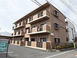 ロイヤルキャビン井坂[3階]の外観