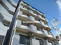 兵庫県加古川市平岡町新在家3丁目の賃貸マンションの外観