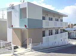 沖縄県那覇市字小禄の賃貸マンションの外観