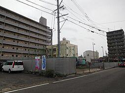 (新築)神宮東1丁目マンション[201号室]の外観