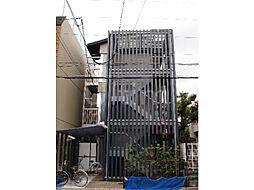 京OHBU2[3階]の外観