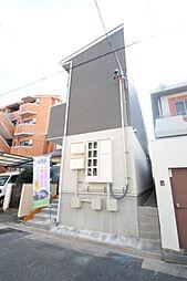 愛知県名古屋市南区鶴田2の賃貸アパートの外観