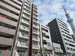 吾妻橋マンション[902号室]の外観