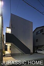 大阪府堺市堺区柳之町西2丁の賃貸アパートの外観