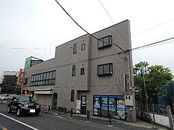 東京都世田谷区喜多見5丁目の賃貸マンションの外観