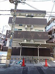 大阪府吹田市垂水町1丁目の賃貸アパートの外観