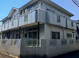 埼玉県ふじみ野市上福岡3丁目の賃貸アパートの外観