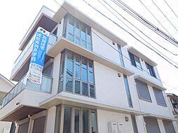 大阪府大阪市東住吉区山坂2丁目の賃貸マンションの外観