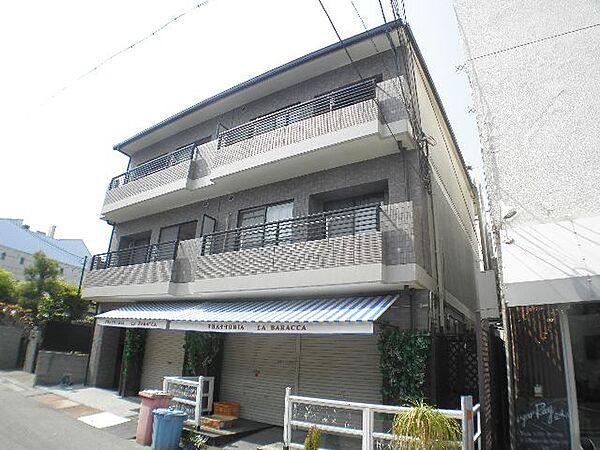 ヴィレッジ・サン・エイト 2階の賃貸【兵庫県 / 芦屋市】