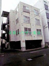 北海道札幌市東区北三十三条東12丁目の賃貸マンションの外観