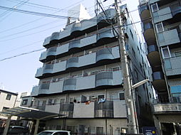 大阪府東大阪市高井田本通7丁目の賃貸マンションの外観