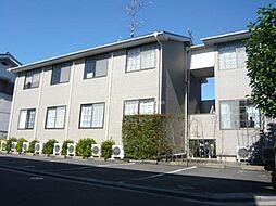 東京都武蔵野市境南町1丁目の賃貸アパートの外観