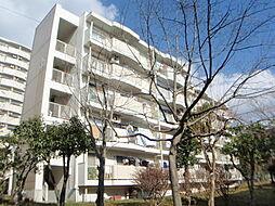若山台住宅35棟[4階]の外観