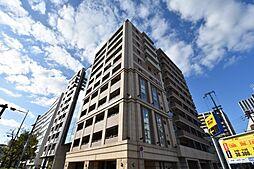 兵庫県神戸市中央区海岸通2丁目の賃貸マンションの外観