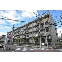 埼玉県川越市岸町1丁目の賃貸マンションの外観