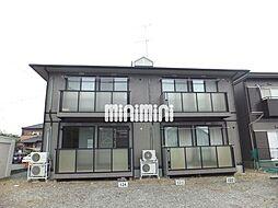 静岡県袋井市高尾の賃貸アパートの外観