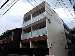 ミューズ・ショコラ[2階]の外観