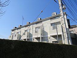 ピークハイムB[103号室]の外観