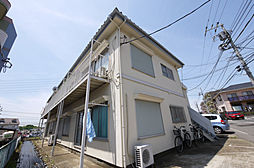 藤崎第二コーポ[103号室]の外観