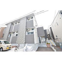 福岡県福岡市博多区大博町の賃貸アパートの外観