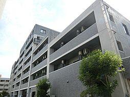 レジデンスKU[2階]の外観