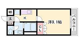 浜の宮駅 5.0万円