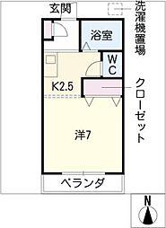 池田ビル[3階]の間取り