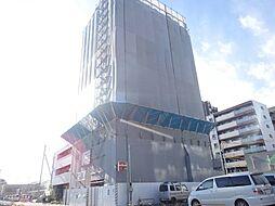 千葉県流山市西初石6丁目の賃貸アパートの外観