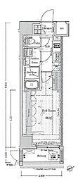 MAXIV東向島フュージョナルDUE[5階]の間取り