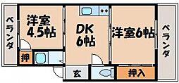 海田市駅 3.8万円