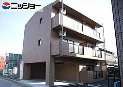 栄町パレス[1階]の外観