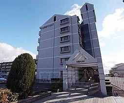 京都府向日市寺戸町八反田の賃貸マンションの外観