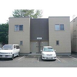 [テラスハウス] 北海道札幌市東区北二十六条東19丁目 の賃貸【/】の外観