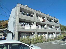 岐阜県美濃加茂市蜂屋町中蜂屋の賃貸マンションの外観