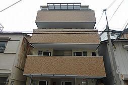 兵庫県神戸市中央区東雲通2丁目の賃貸マンションの外観