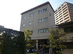 大阪府池田市槻木町の賃貸マンションの外観