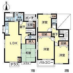 井野駅 12.0万円