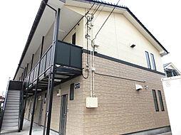 埼玉県さいたま市桜区道場1-の賃貸アパートの外観