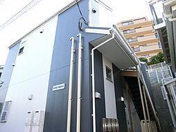 ウィンレックス横須賀[204号室]の外観